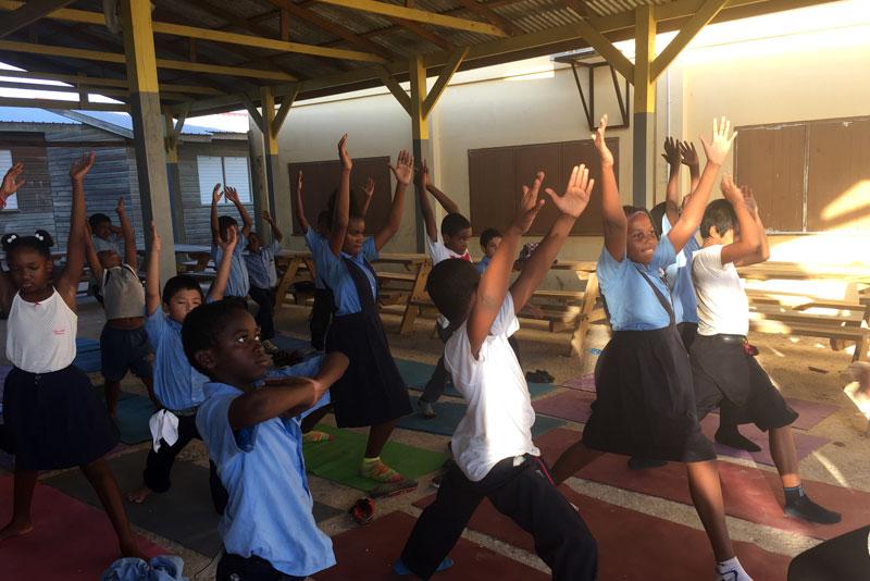 St. Martin de Porres Primary School Program