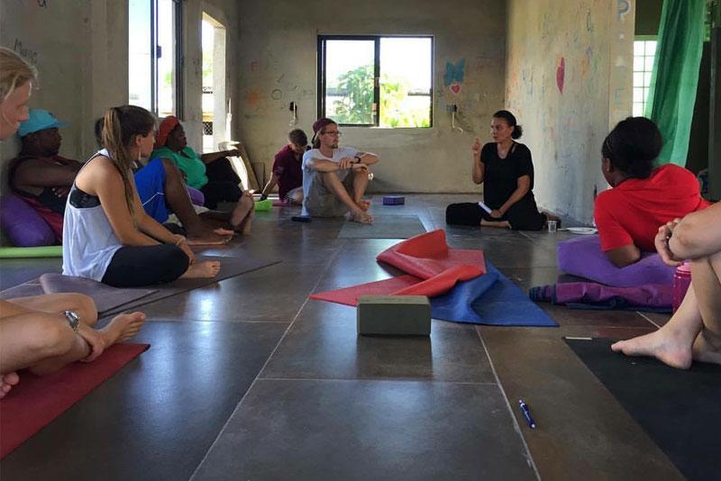 Trauma Informed Yoga workshops