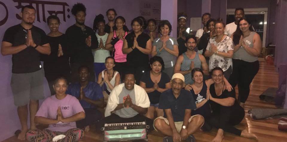 Global ROC Ambassador YOGI CHARU'S Annual Fundraising Workshop for ROC Ambassadors Karma Yoga Community Classes
