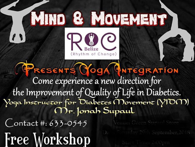 Yoga for Diabetics by Jonah Supaul